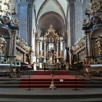 Photo taken at Dom St. Peter by Chris L. on 4/13/2013