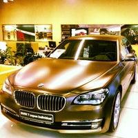 Photo taken at Авилон BMW by Мария on 5/13/2013