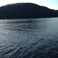 Das Foto wurde bei Sakinaw Lake von Claudio D. am 7/27/2013 aufgenommen