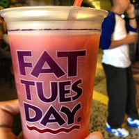 Photo taken at Fat Tuesday by Allison C. on 4/22/2013