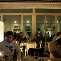 Photo taken at Flaminia Osteria by Mauro B. on 11/13/2012