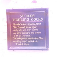 Photo taken at Ye Olde Fighting Cocks by Nick T. on 5/23/2013