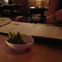 Photo taken at Genji Japanese Restaurant by I C. on 10/24/2012