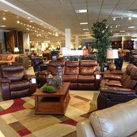 Photo taken at Havertys Furniture by Trina M. on 11/23/2012