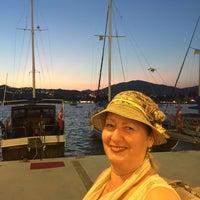Photo taken at Bodrum Belediyesi Bitez  Cafe by Fatma D. on 6/25/2017