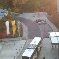 Photo taken at Lufthansa Seeheim by Teena Y. on 10/22/2013