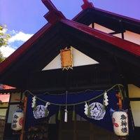 Photo taken at 多賀神社 by Kazumi M. on 7/8/2018