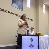Photo taken at XIX Feria Internacional del Libro Santo Domingo 2016 by Quilcy P. on 4/25/2014
