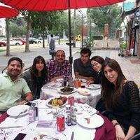 Photo taken at Almalika by Allan O. on 11/30/2012