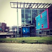 Photo taken at Het Nieuwe Instituut by Ahmed N. on 6/12/2013