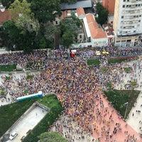 Foto scattata a Praça Franklin Roosevelt da Cris Lima il 2/3/2013