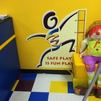 Photo taken at Pump It Up by Junior D. on 11/5/2012