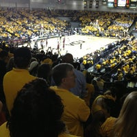 Photo taken at Stuart C. Siegel Center by Pamela L. on 2/3/2013