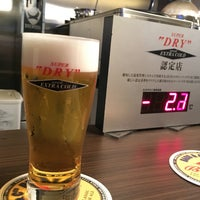Photo taken at Irish Pub the Stáisiún 田町店 by k h. on 5/18/2017