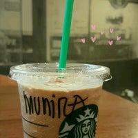 Photo taken at Starbucks- Marinamall by Mnoora A. on 1/28/2017