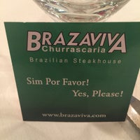 Photo taken at Brazaviva by Angelo F. on 5/8/2016