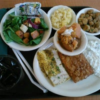 Photo taken at Luby's by Chris K. on 10/21/2012