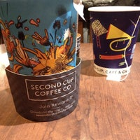 Photo taken at Second Cup by Tsar S. on 1/28/2017
