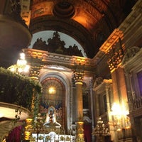 Photo taken at Parish Church of Our Lady of the Candles by Nilo J. on 10/27/2012