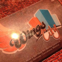 Photo taken at Wings City by Fabrizio M. on 4/20/2013
