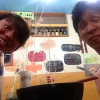 Photo taken at ラーメンせいざん by Junpei Y. on 7/9/2013