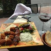 Photo taken at Sultan Mediterranean Cuisine by Yianni G. on 4/7/2013