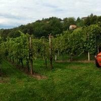 Photo taken at Brezovska Gora by Anei L. on 9/21/2013