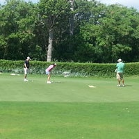 Photo taken at El Manglar Golf Course by Paulina A. on 11/17/2013