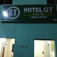 Photo taken at Hotel GT by Leandro M. on 3/29/2013