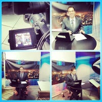 Photo taken at RCT TV by Jaime J. on 3/28/2014