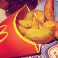 Photo taken at McDonald's by Ariane F. on 7/20/2013