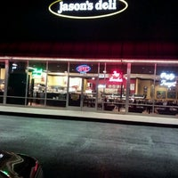 Photo taken at Jason's Deli by Amber L. on 10/19/2012