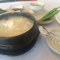 Photo taken at 고려삼계탕 by Hwa Jeong S. on 6/19/2014
