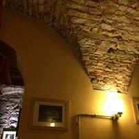 Photo taken at Osteria del Pettirosso by Alexbono on 1/2/2015