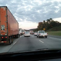 Photo taken at Interstate 85 by Aaron M. on 10/25/2012