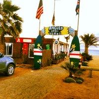 Photo taken at Angulo Beach Club by Vanja R. on 3/9/2013