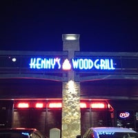 Photo taken at Kenny's Wood Fired Grill by Anne E. on 1/23/2013