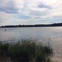 Photo taken at Sjön by Karina I. on 7/14/2014