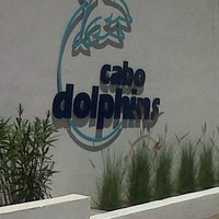 Photo taken at Cabo Dolphins by Roomys P. on 4/1/2014