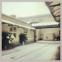 Photo taken at SEMM European School of Molecular Medicine by Roberto A. on 12/17/2012