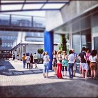 Photo taken at SEMM European School of Molecular Medicine by Roberto A. on 10/5/2012