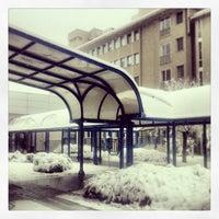 Photo taken at SEMM European School of Molecular Medicine by Roberto A. on 12/14/2012