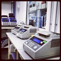Photo taken at SEMM European School of Molecular Medicine by Roberto A. on 10/8/2012