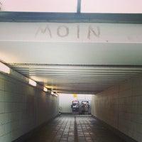 Photo taken at Bahnhof Bremerhaven-Lehe by Nicolas D. on 2/4/2014