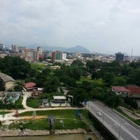Photo taken at Kinta Riverfront Hotel & Suites by Ariff S. on 10/31/2012