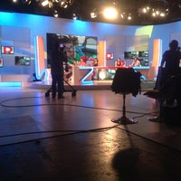 Photo taken at Canal 13 by Ramiro H. on 2/21/2013