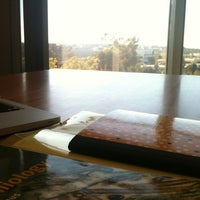 Photo taken at Ayala Science Library (SLIB) by Jéssica S. on 1/19/2013