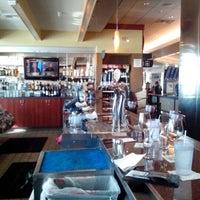 Photo taken at Gordon Biersch Bar & Restaurant by Seva I. on 1/3/2013