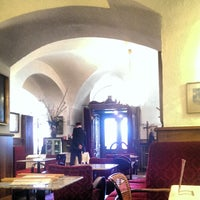 Photo taken at Cafe Frauenhuber by Seva I. on 4/20/2014