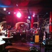 Photo taken at PizzaExpress by Brett J. on 12/9/2012
